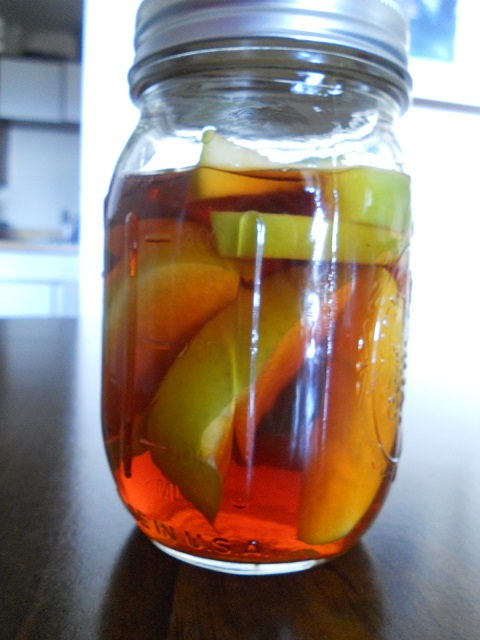 spiced apple pie moonshine